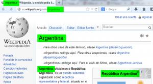 optimización de keywords en la página