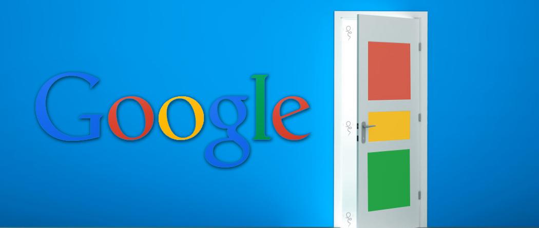 Google-Doorway-page
